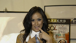 Nadia Styles na předávání cen AVN Awards v roce 2007.