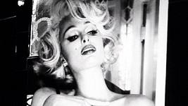 Marilyn Monroe v novodobém podání.