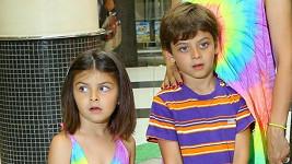 Rozkošné děti jedné z moderátorek jsou dnes skoro slavnější, než jejich matka.