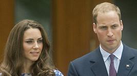 Královský pár v Kanadě.