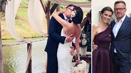 Kateřina Smejkalová se vdala
