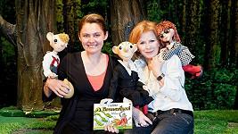 Helena Štáchová křtila novou knihu Lucie Seifertové.