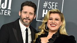 Kelly Clarkson s manželem