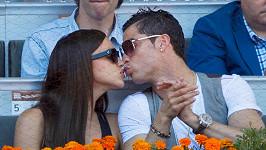 Cristiano Ronaldo a Irina Shayk se rozešli.