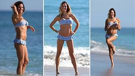 Americká spisovatelka a bývalá modelka Kelly Bensimon (49)