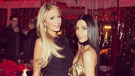 Paris Hilton se udobřila s Kim Kardashian