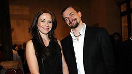 Pavla Vitázková s manželem Dušanem.