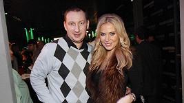Michaela Ochotská dostala od Michala Exnera kopačky kvůli nevěře.