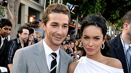 Shia LaBeouf a Megan Fox.
