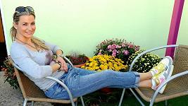 Monika Marešová má kvůli problémům s nohou pět kilo navíc.