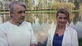 Iveta Bartošová s manželem Josefem Rychtářem pár dnů před svou smrtí