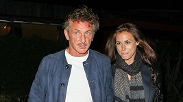 Sean Penn a Shannon Costello.