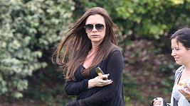 Vždy elegantní Victoria Beckham.