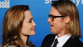 Angelina Jolie a Brad Pitt na filmovém festivalu Berlinale.