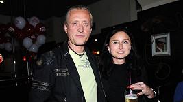 Kamil Střihavka se s manželkou na společenských akcích neobjevuje.