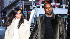 Kim Kardahsian a Kanye West