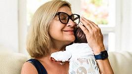 Jana Paulová s roztomilou vnučkou