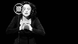 Hana Fialová je na Thálii nominována už podruhé za roli Edith Piaf v muzikálu Edith a Marlene.