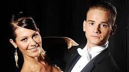 Takhle Jana Doleželová a Michal Necpál vstupovali před lety do StarDance.