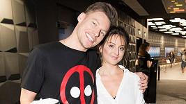 Thomas Puskailer s manželkou