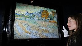 Vue de l'Asile et de la Chapelle de Saint-Rémy od Van Gogha vynesl 306 miliónů.