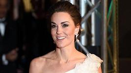 Fanoušci byli z Kate u vytržení.