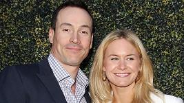 Chris Klien s manželkou Lainou