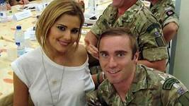 Cheryl by s Andym tvořila krásný pár.