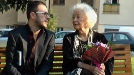 Květa Fialová a Josef Kubáník