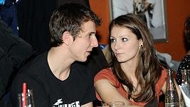Jakub Štáfek se pochlubil novou přítelkyní.