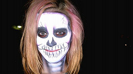 Katy Perry slavila Halloween skutečně poctivě.