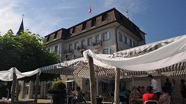 Restaurace Zdeňka Pohlreicha ve Švýcarsku v létě v krizi ještě nebyla.