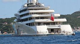 Tato nádhera patří 53. nejbohatšímu muži světa.