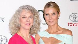 Gwyneth Paltrow se svou maminkou