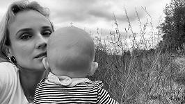 Diane Kruger výjimečně sdílela snímek s dcerkou.