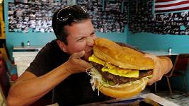 Z restaurace Big Fred's na Floridě hladoví neodejdete.