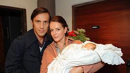 Roman Vojtek a Andrea Kerestešová zachránili ve Vyprávěj své manželství narozením druhého dítěte.