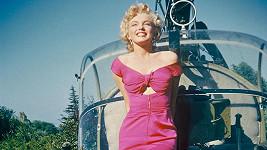 Dosud neznámé fotografie Marilyn Monroe půjdou do dražby s vyvolávací cenou 1,1 miliónu korun.