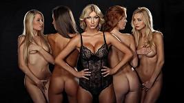 Dominika Mesarošová s nahými dívkami. Copak spolu tropili?