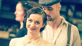 Veronika Vyoralová (na snímku s Petrem Strenáčikem)