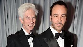Tom Ford a Richard Buckley se potkali v roce 1986 a byla to prý láska na první pohled.