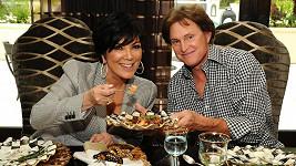 Kris a Bruce Jenner žijí odděleně již delší dobu.