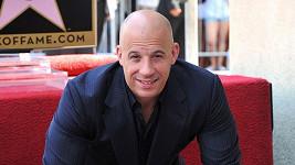Vin Diesel už má také svou hvězdu...
