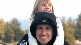 Carey Hart s dcerkou Willow