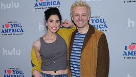 Michael Sheen a Sarah Silverman