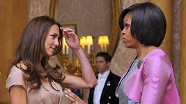 Dva vzory elegance: Vévodkyně Kate a Michelle Obama.