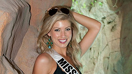 Miss Missouri Hope Driskill.