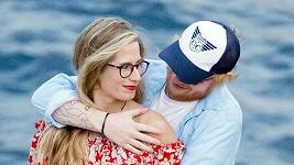 Ed Sheeran s manželkou Cherry