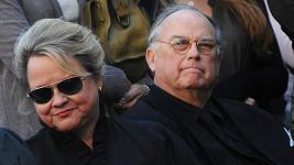 John a Betty Witherspoonovi spolu byli přes 40 let. Teď stojí u soudu kvůli jeho dalšímu manželství.