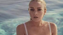 Lindsay Lohan jako symbol sexy ženy.